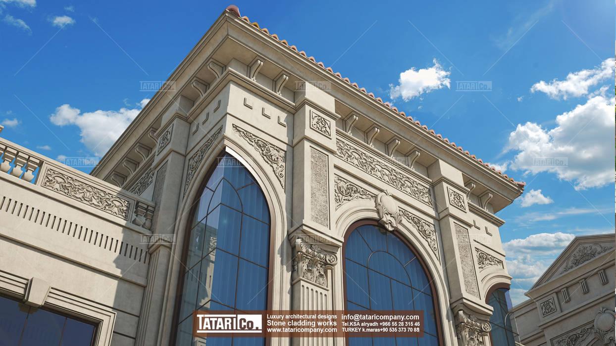 Design , Modeling , Visualization tatari company Villas Stone Beige