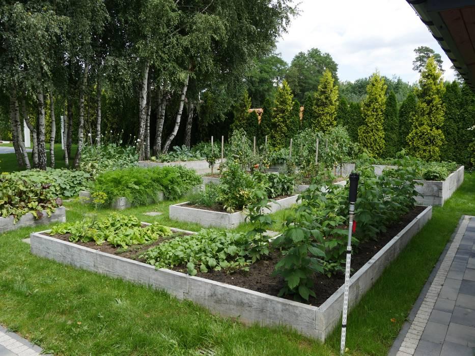 Warzywniki - Betonowe Rabaty Warzywne Garden Swim baths & ponds
