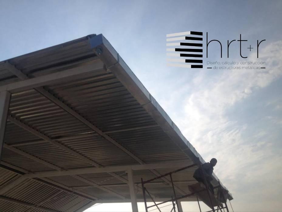 Oleh Hrt+r diseño calculo y construccion de estructuras metalicas Industrial Besi/Baja