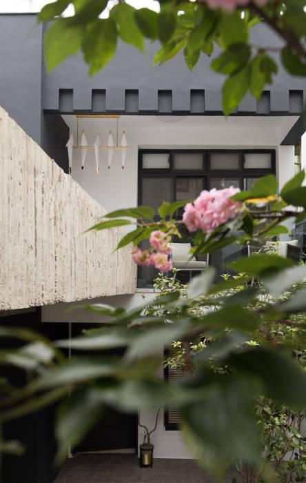 Casas modernas de 肯星室內設計 Moderno