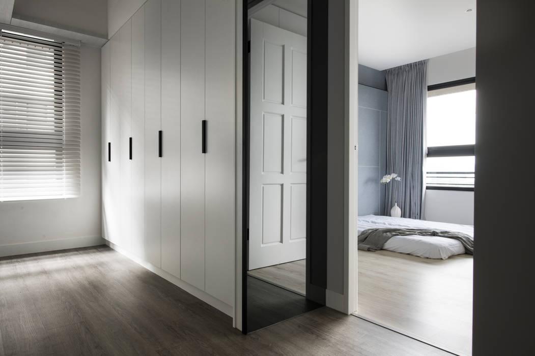 Mediterranean style bedroom by 肯星室內設計 Mediterranean