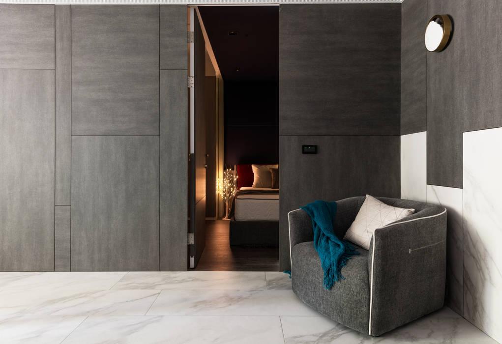 肯星室內設計 Modern Bedroom