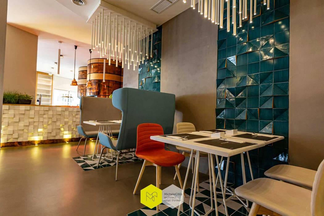 Gastronomie minimaliste par Michele Citro Minimaliste