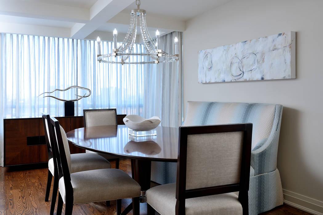 Ruang Makan Modern Oleh Collage Designs Modern