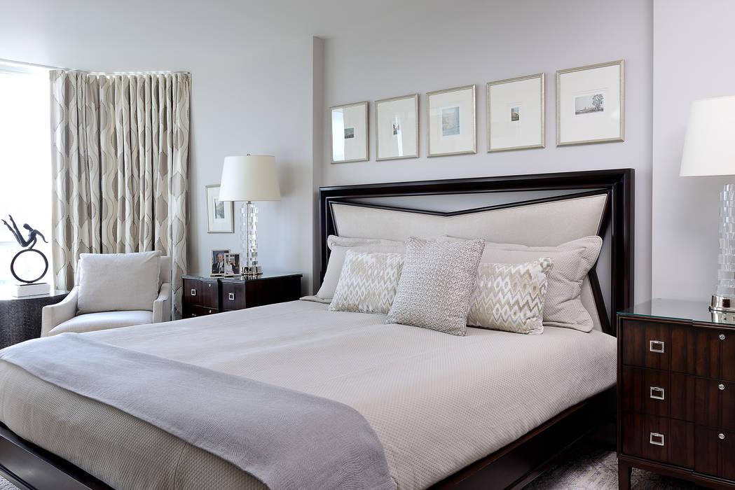 Master Bedroom Modern Bedroom by Collage Designs Modern