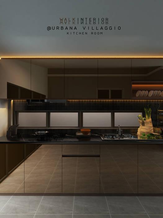 modern luxury โดย walkinterior โมเดิร์น กระจกและแก้ว