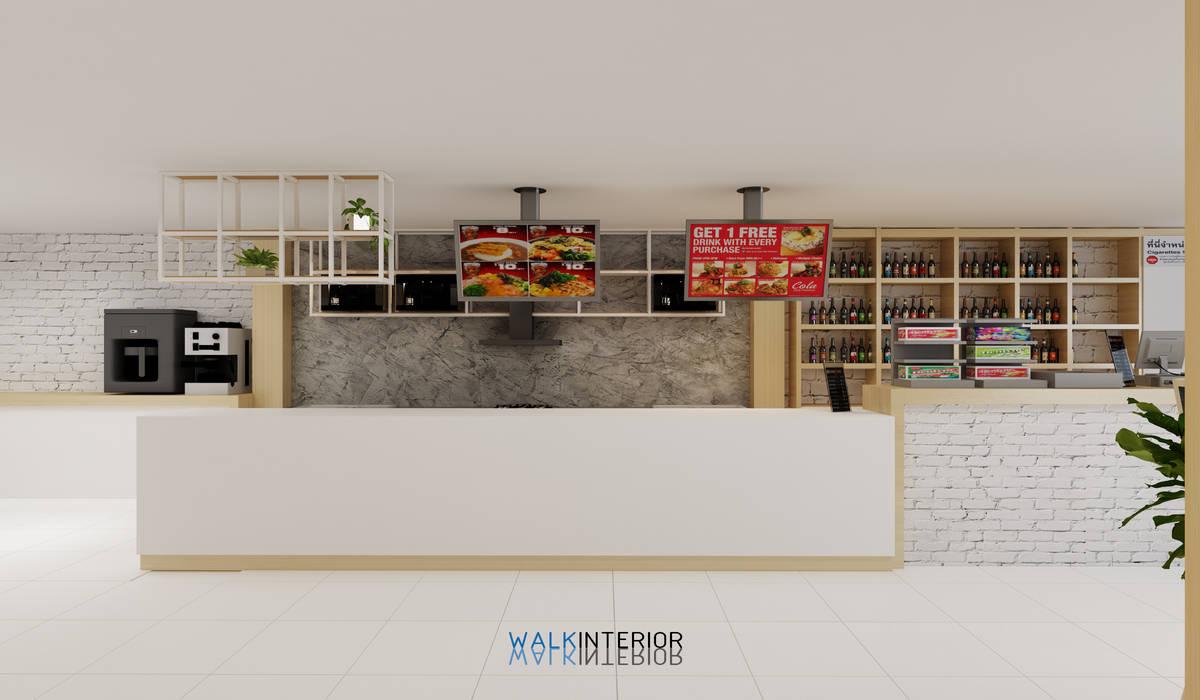 minimart โดย walkinterior มินิมัล ไม้ Wood effect