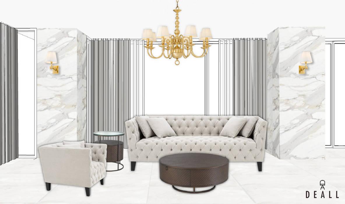 DeALL Living room White