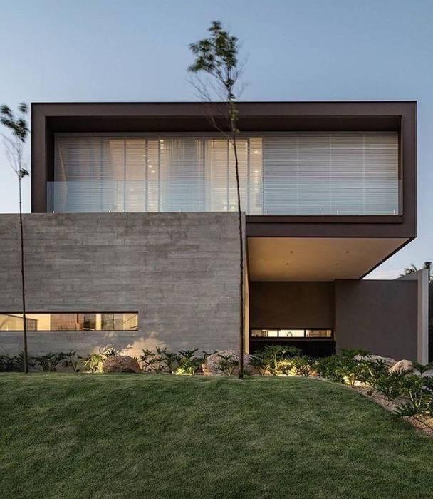 Casas de estilo moderno de Inception Design Cell Moderno