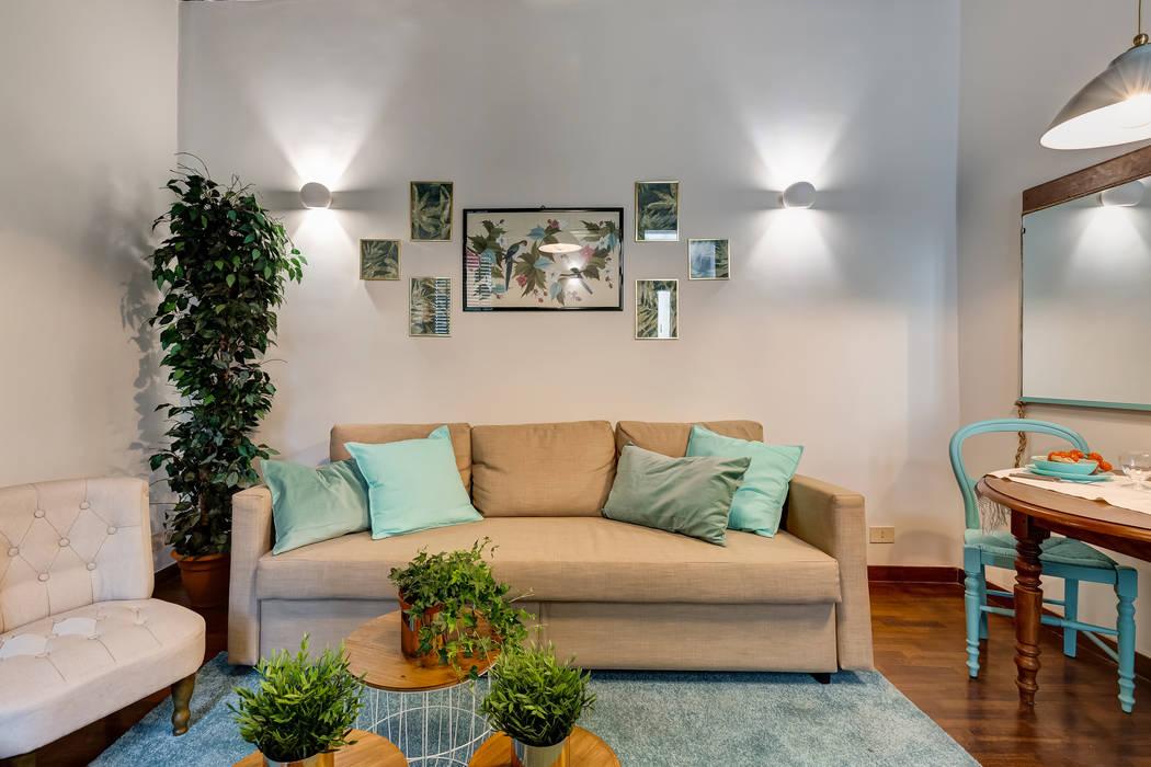 VIA SISTINA... al civico 30 di Creattiva Home ReDesigner - Consulente d'immagine immobiliare Eclettico