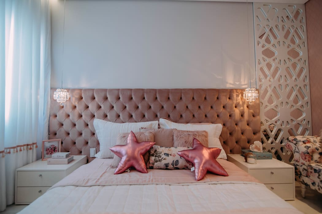 ISADORA MARTEL interiores Modern Kid's Room