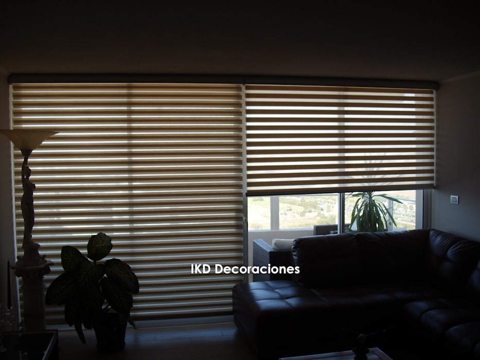 minimalist  by IKD Decoraciones, Minimalist Synthetic Brown