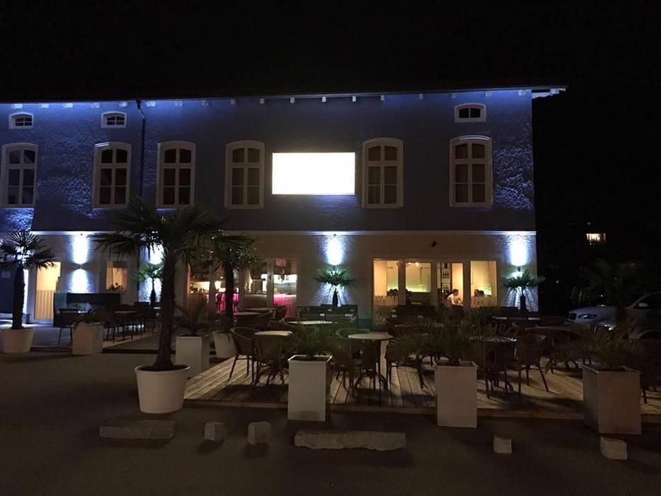 Café Rio Simbach am Inn Moderne Häuser von Licht-Design Skapetze GmbH & Co. KG Modern