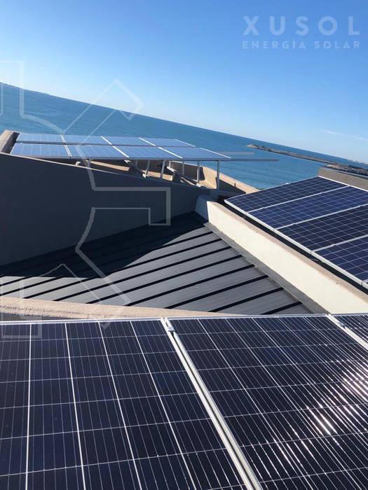 by XUSOL Energía Solar Industrial