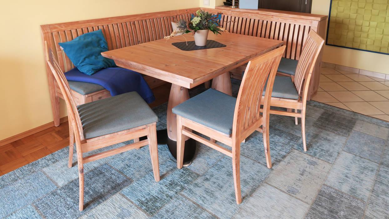 Passender Teppich Esszimmer im Landhausstil von T-raumKONZEPT - Interior Design im Raum Nürnberg Landhaus