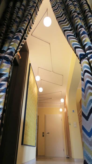 Die Not zum Muster machen Esszimmer im Landhausstil von T-raumKONZEPT - Interior Design im Raum Nürnberg Landhaus
