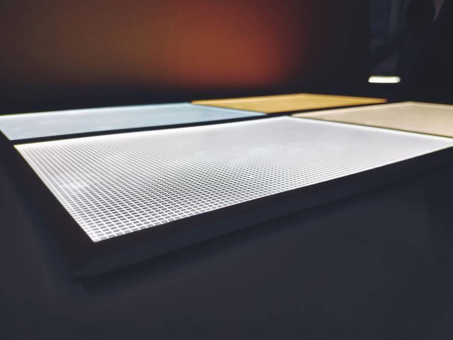 LED Light Sheet MAX Illumination Yachts & jets Plastic White