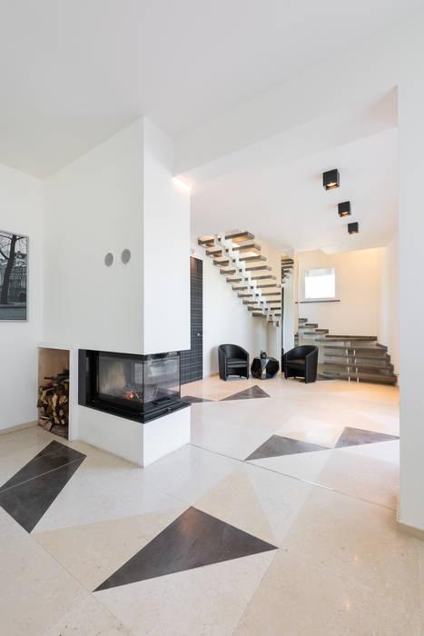 La casa del marmista B+P architetti Spazi commerciali moderni
