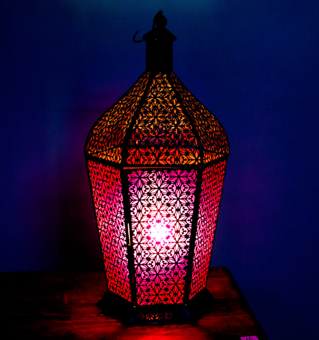 antique lamps: asian  by N Arch Design Studio,Asian