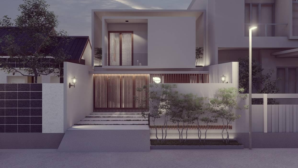 Oleh Apapa Studio Modern Beton