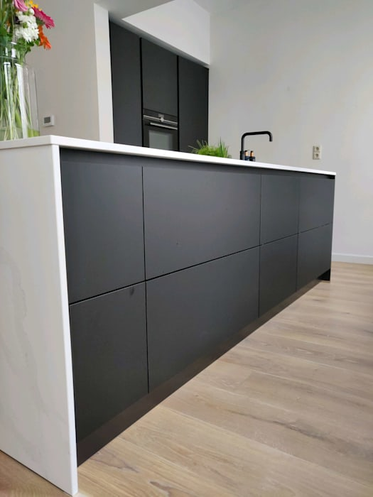 STOX Vloeren & Keukens Dapur Modern