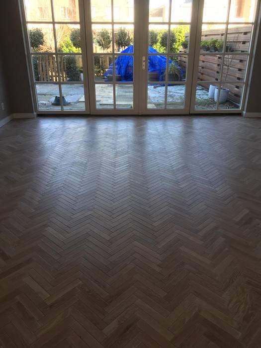 Visgraat Parketvloer van STOX Vloeren & Keukens Klassiek