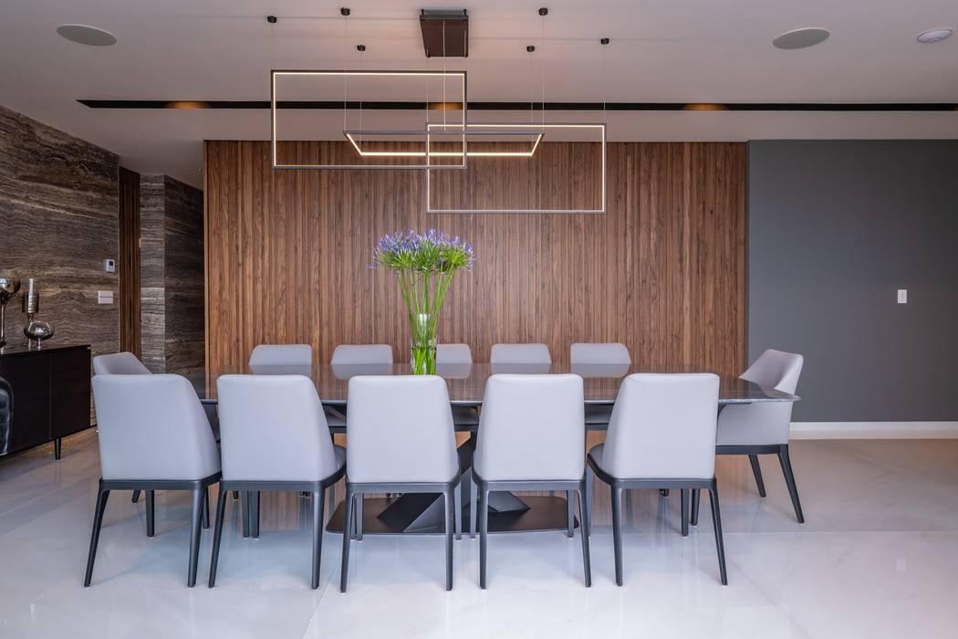 Salle à manger moderne par Concepto Taller de Arquitectura Moderne