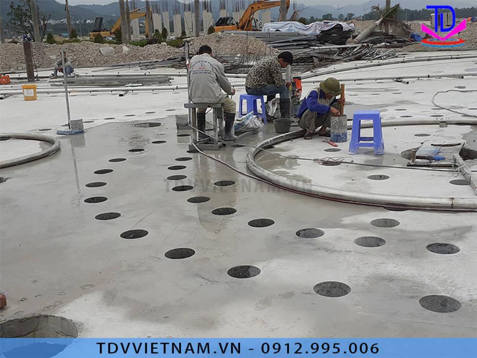 根據 Công ty Đài phun nước TDV Việt Nam 現代風