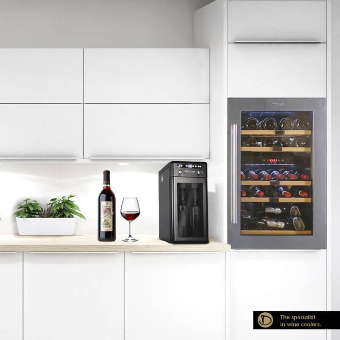Bodegas de vino de estilo moderno de Datron | Cantinette vino Moderno