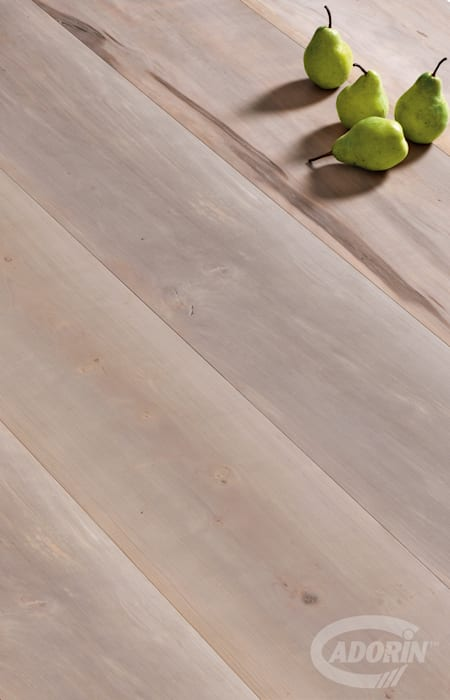 Spaccato Pear, Brushed, Bark varnished Oleh Cadorin Group Srl - Top Quality Wood Flooring Modern