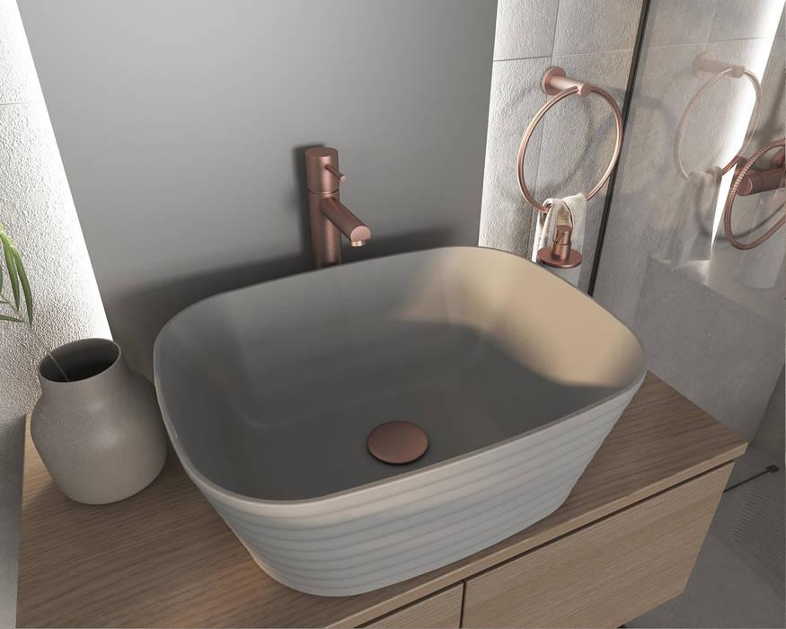 Kamar Mandi Modern Oleh Smile Bath S.A. Modern Keramik
