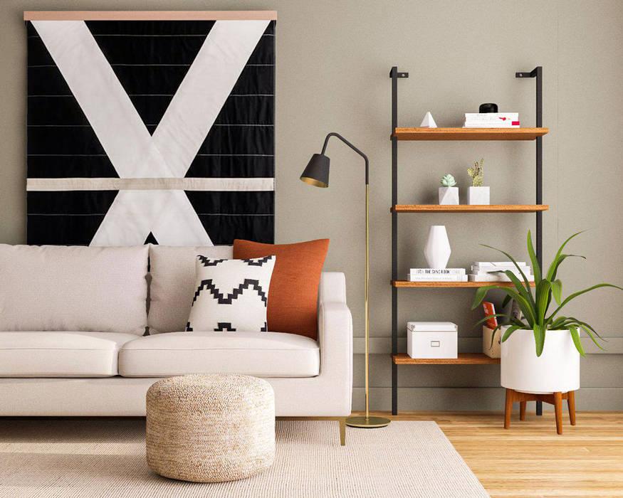 Modern living room by Tullpu Diseño & Arquitectura Modern