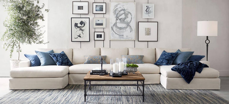 Composición de cuadros Livings de estilo moderno de Tullpu Diseño & Arquitectura Moderno