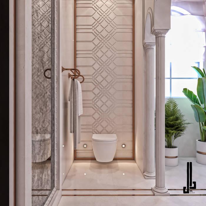 Modern bathroom by dal design office Modern