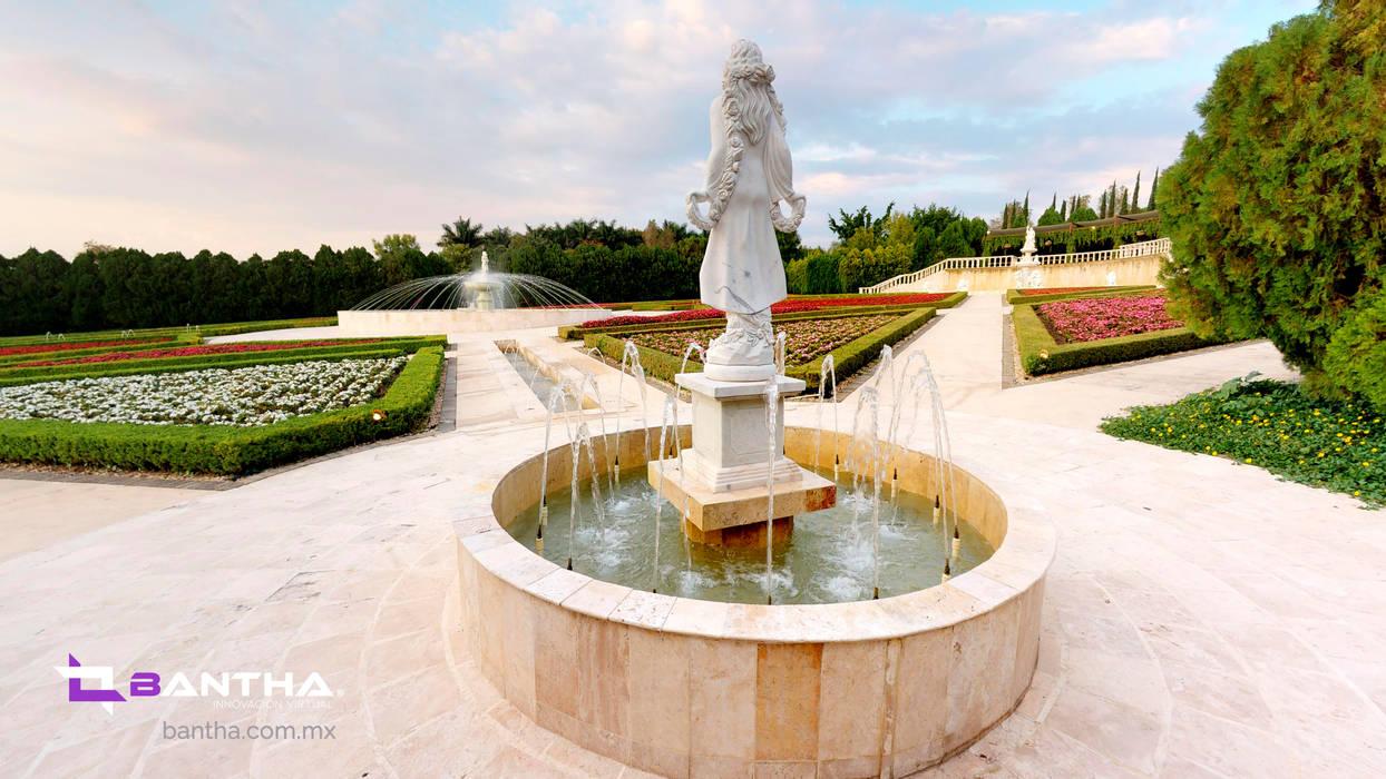 Fotografías en 4K Jardines clásicos de Bantha VR Clásico