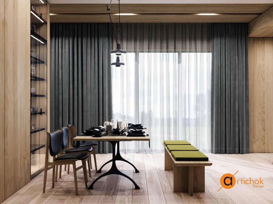 by Artichok Design Iндустріальний