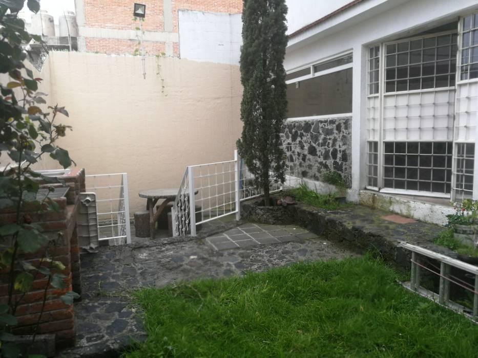 Remodelación jardín y Diseño de sala de juegos CONSTRUCTORA TAFRA, S. A. DE C. V.