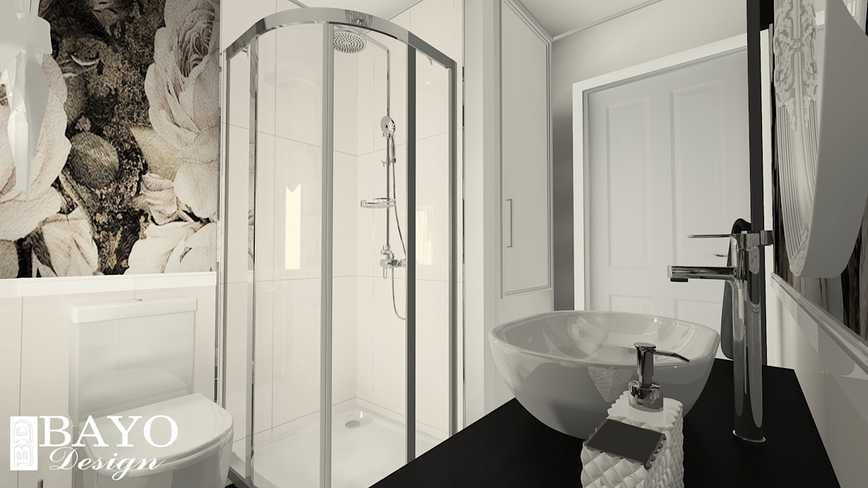 Classic style. Classic style bathroom by BAYO Design Interior Design Studio Classic