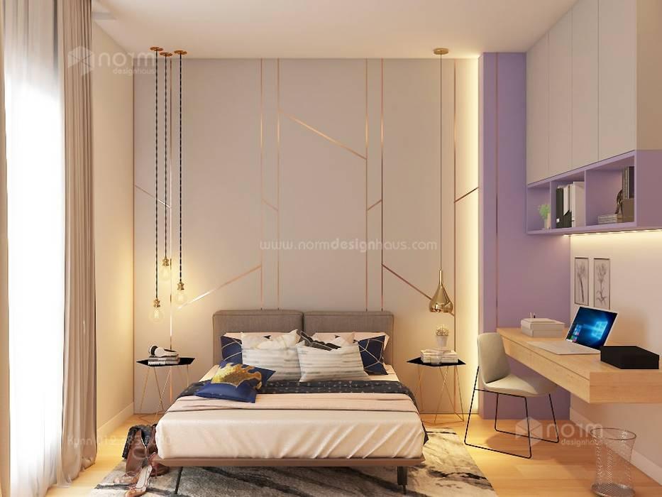 Residence 22, Mont Kiara by Norm designhaus Modern