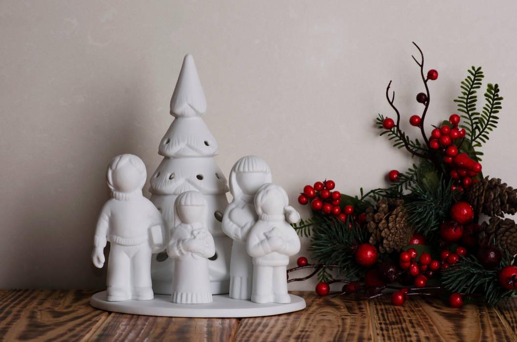 Ruang Keluarga Minimalis Oleh CRIVART - Genuine Soul, LDA Minimalis Keramik