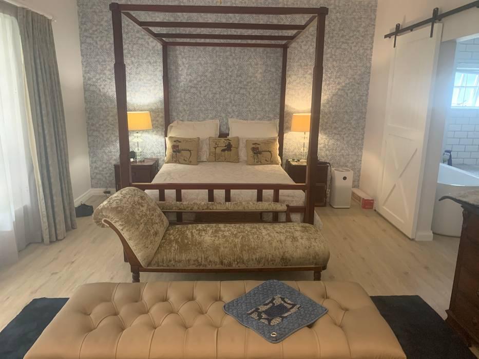Master Bedroom refurb Classic style bedroom by CS DESIGN Classic