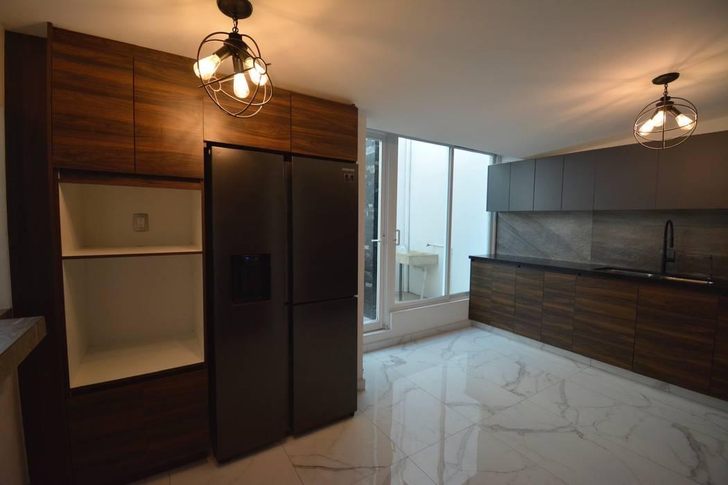 Cocinas modernas de Casa Época Arquitectos Moderno
