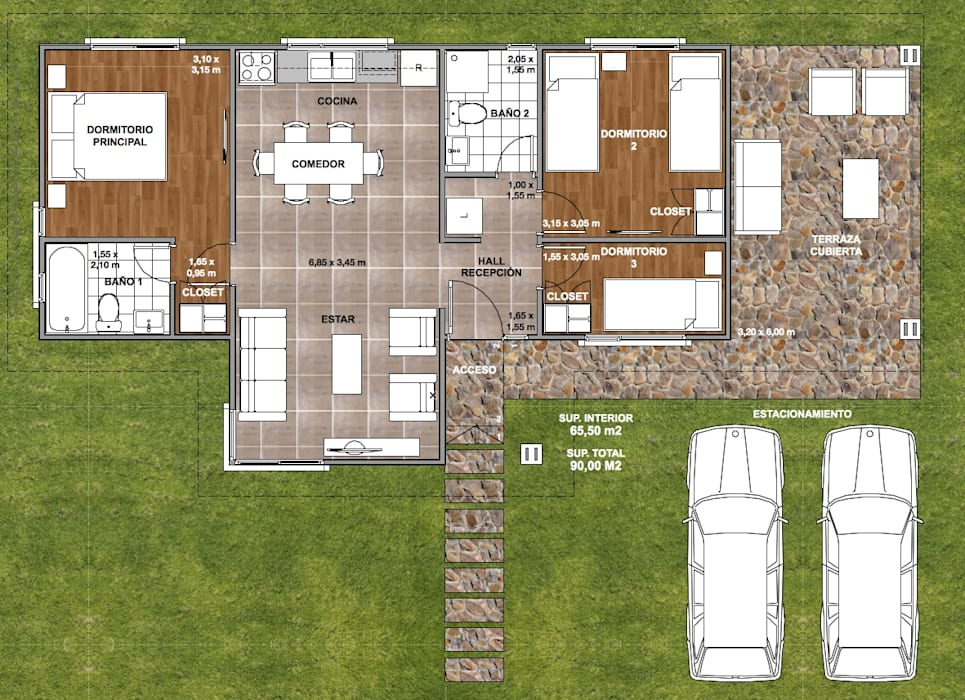 R&R Construccion บ้านและที่อยู่อาศัย