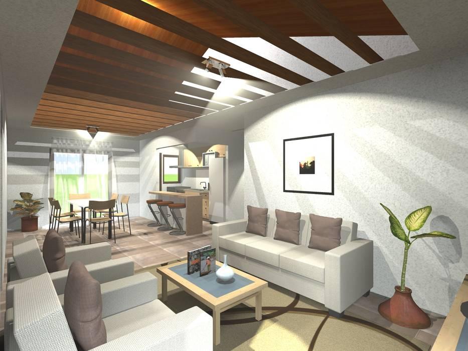 Rumah Modern Oleh R&R Construccion Modern