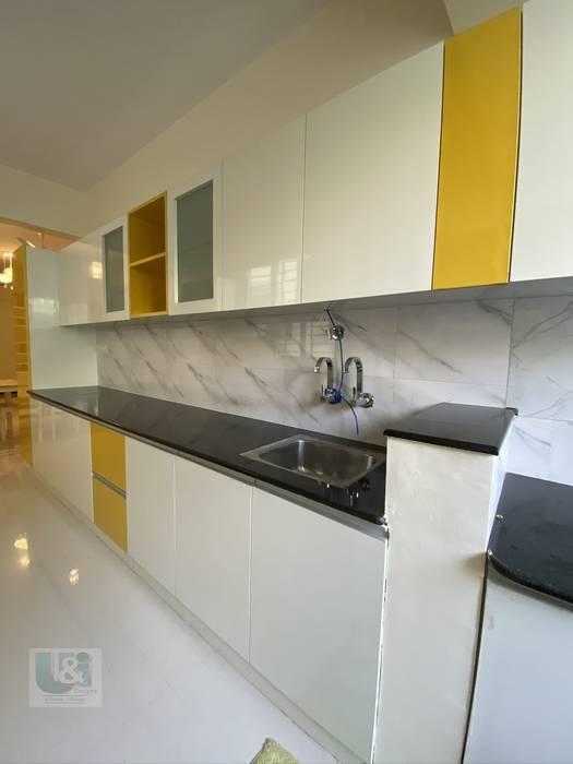 Kitchen Modern kitchen by U and I Designs Modern