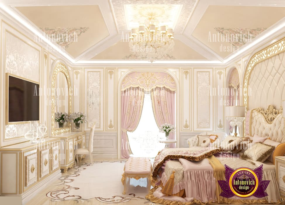 bởi Luxury Antonovich Design