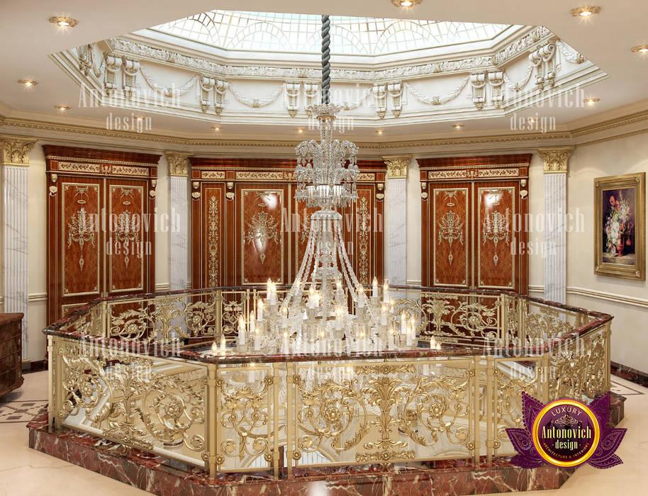 Luxury House Design in Bahrain Luxury Antonovich Design