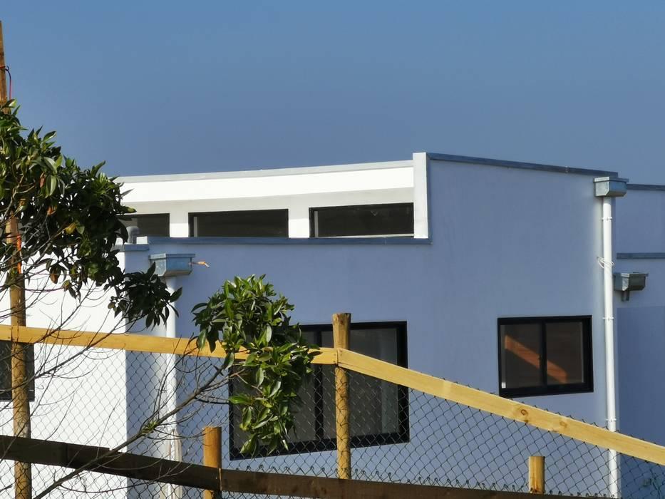 โดย MMS Arquitectos โมเดิร์น