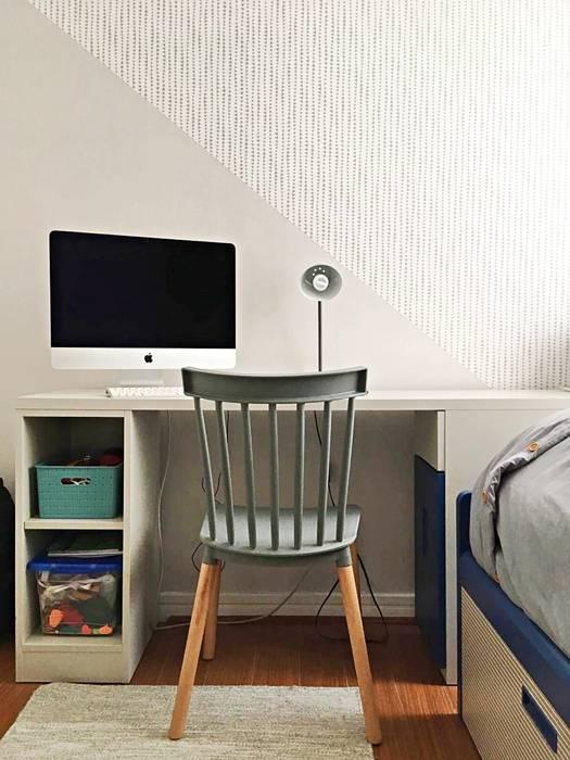 Dormitorio infantil Estudio Arquitectura y construccion PR/ Remodelaciones y Diseño de interiores / Santiago, Rancagua y Viña del mar