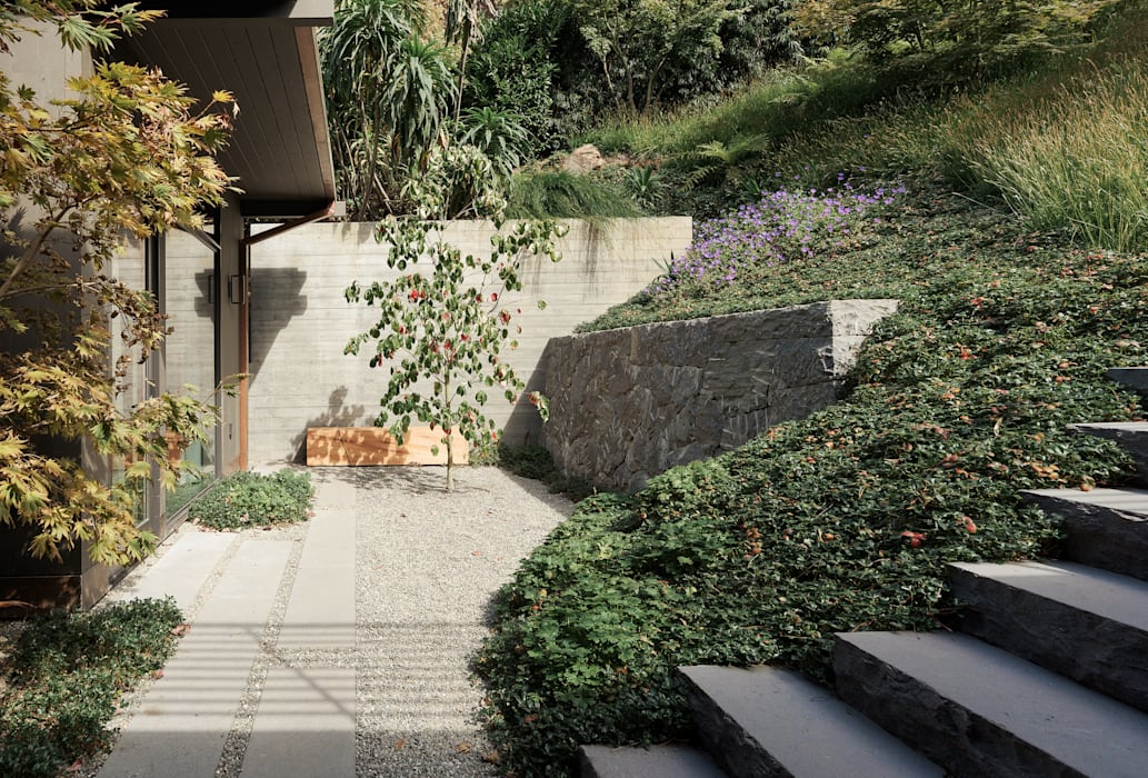 Modern Terrace by Feldman Architecture Modern